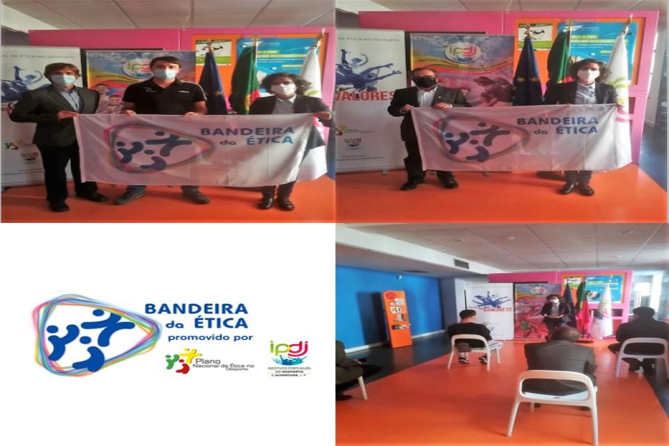 entrega da Bandeira da Ética em Coimbra