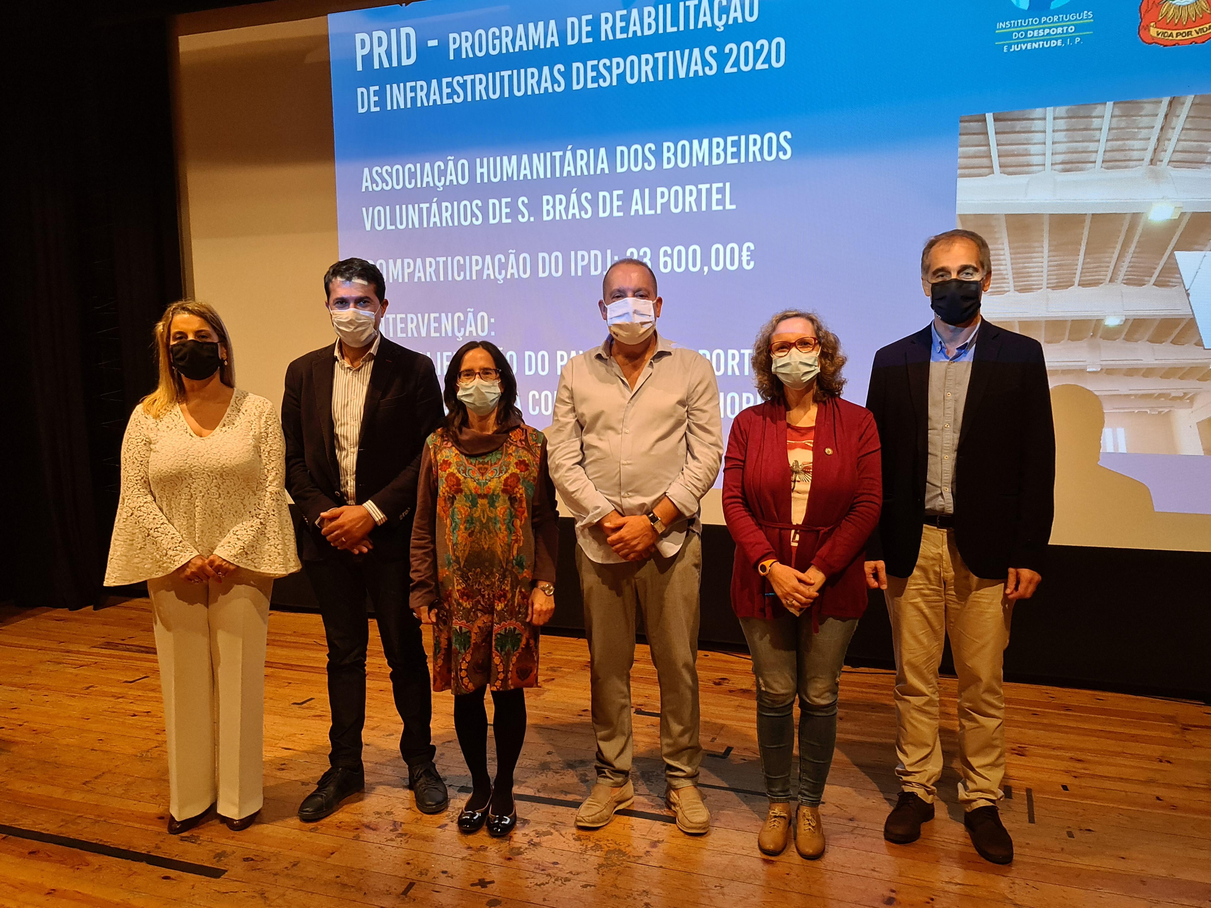 Assinatura dos contratos programa do PRID 2020 no Algarve