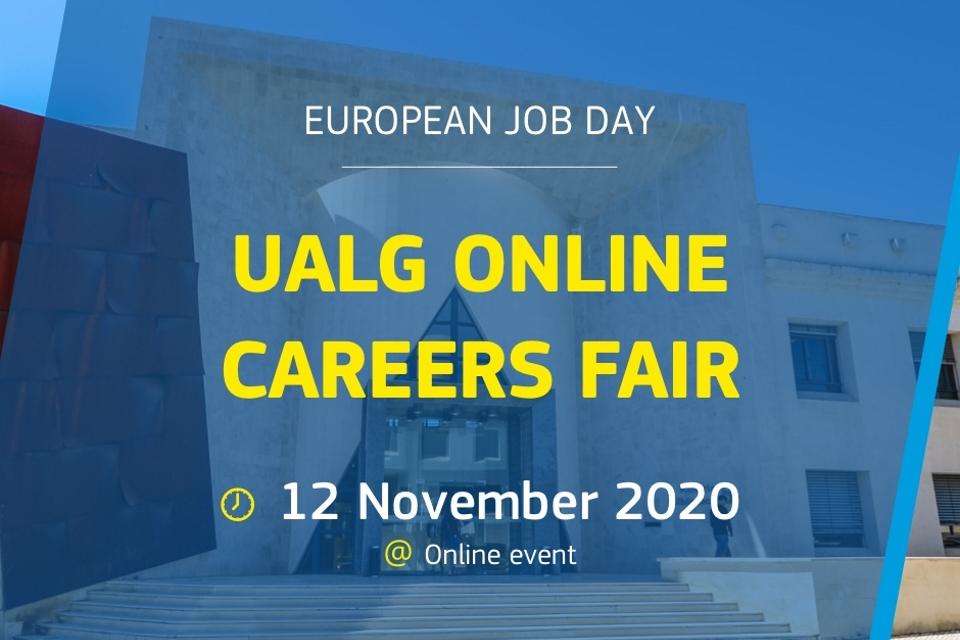 UAlg Online Careers Fair