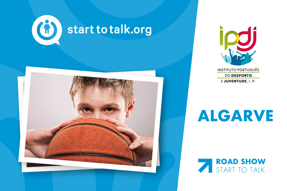 Cartaz Star to Talk Algarve