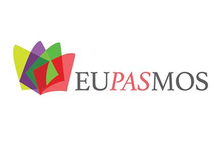 Logotipo do Eupasmos - Sistema Europeu de Monitorização da Atividade Física e do Desporto