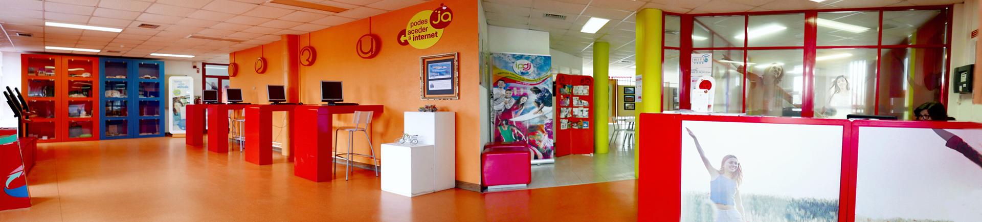 Fotografia do espaço interior/loja Ponto Ja da Direção Regional do Alentejo