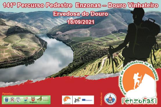 Percurso Pedestre Enzonas - Douro Vinhateiro