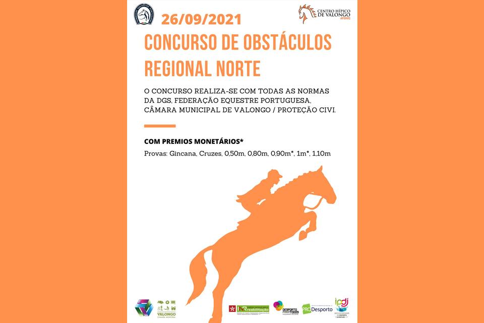 Concurso de Obstáculos - Centro Hípico de Valongo 26 de setembro