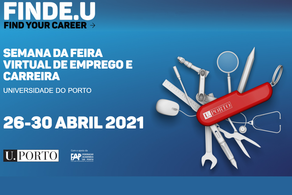 Finde yor career  semana da feira virtual de emprego e carreira  da universidade do porto