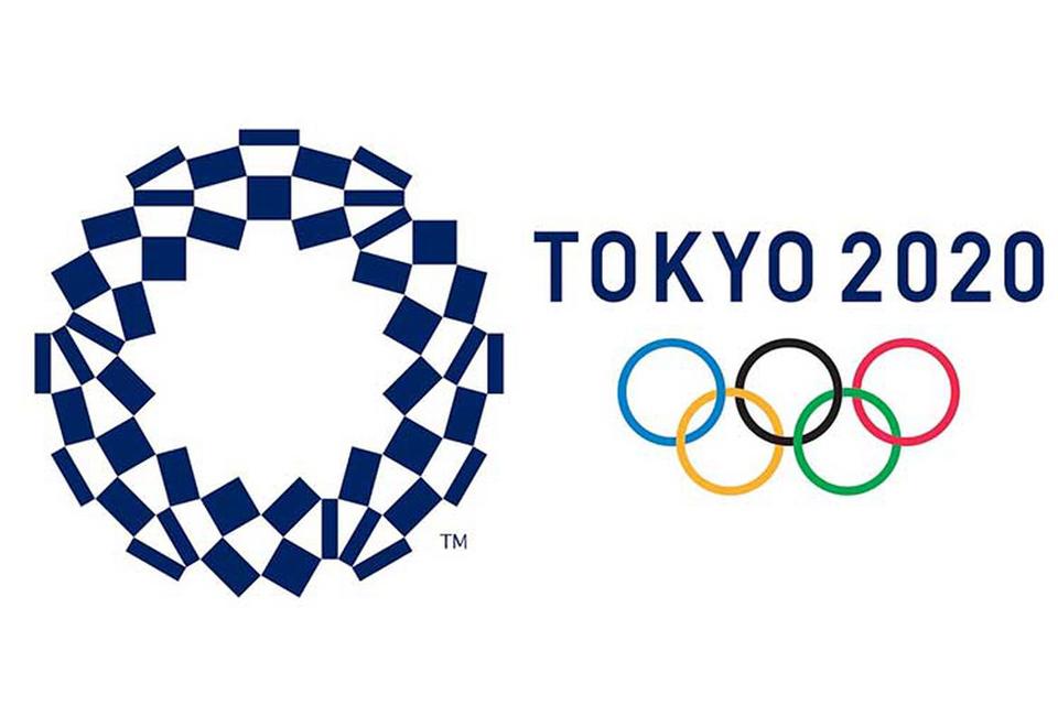 Logótipo dos Jogos Olímpicos em Tóquio