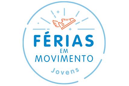 Logo Ferias em movimento
