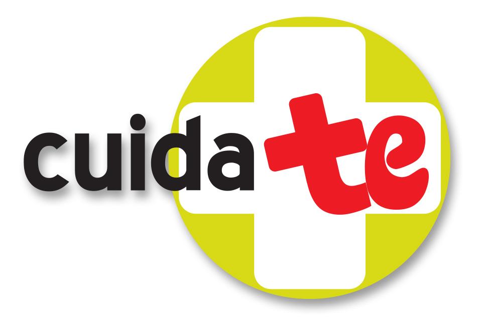 Logotipo do programa Cuida-te+