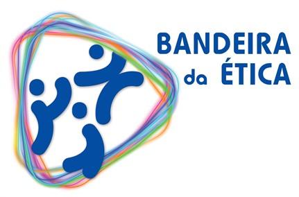 Logotipo Bandeira da Ética