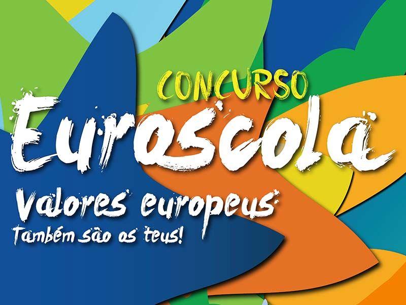 Imagem da edição 2019/2020 do concurso Euroscola.