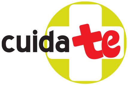 Logotipo do Program de promoção da saúde juvenil «Cuida-te+»