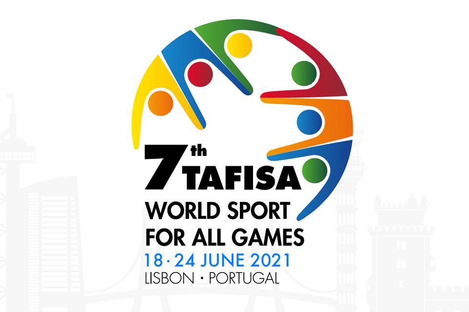 Logotipo da 7.ª edição dos jogos TAFISA