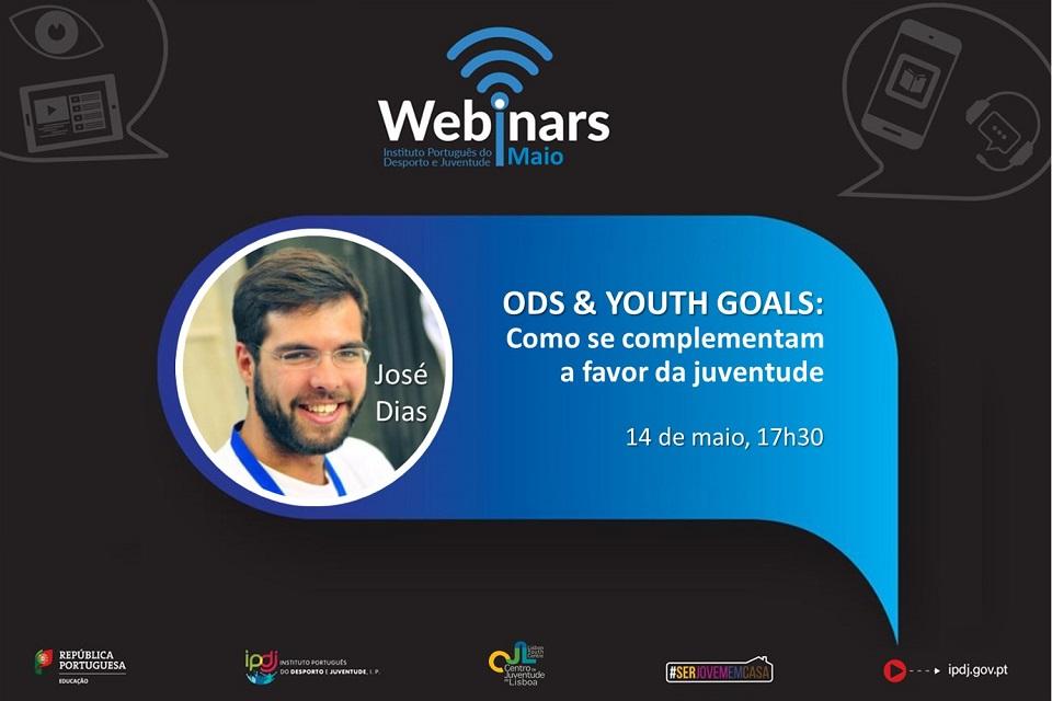 imagem do webinar com foto do formador, nome, data e horario do evento