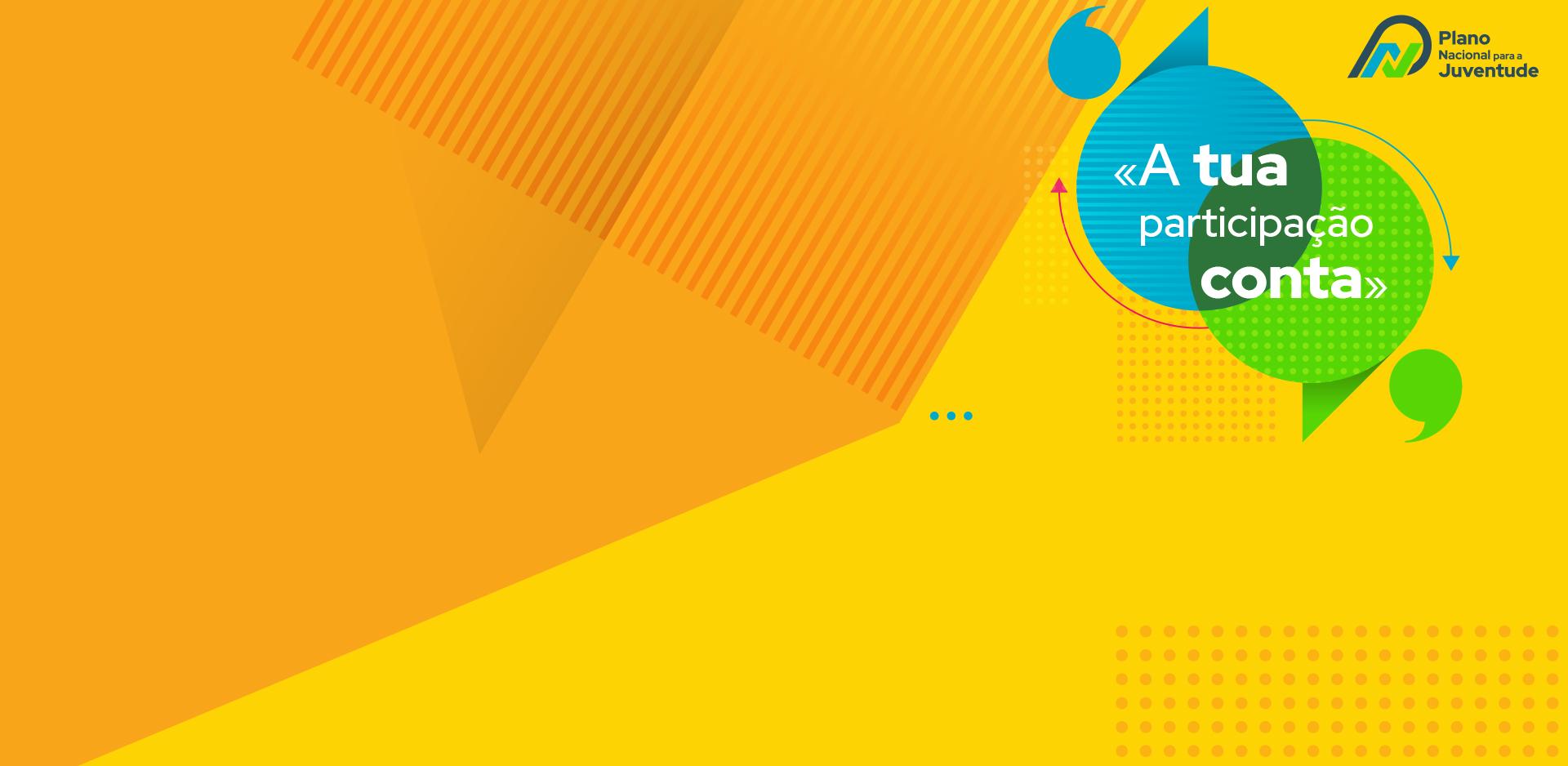 logotipo do segundo pnj composto pela interseção de dois balões de fala