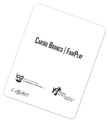 Logotipo do Cartão Branco